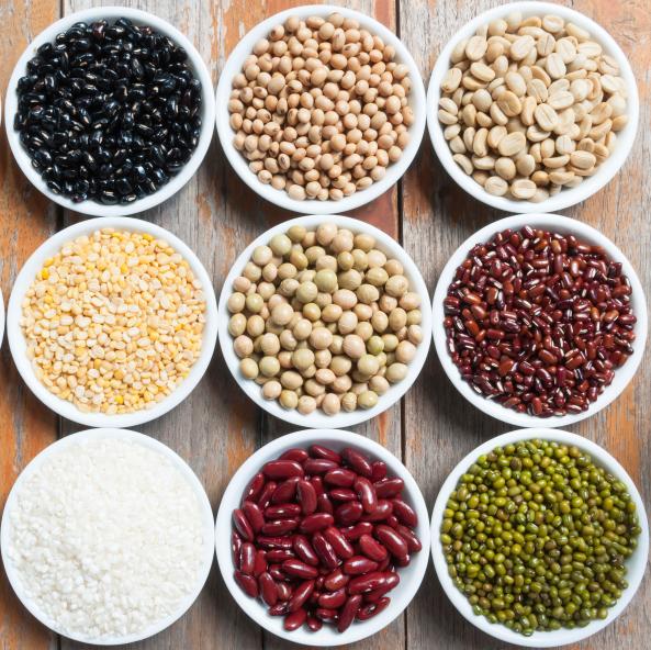 alimentos que contienen hidratos de carbono