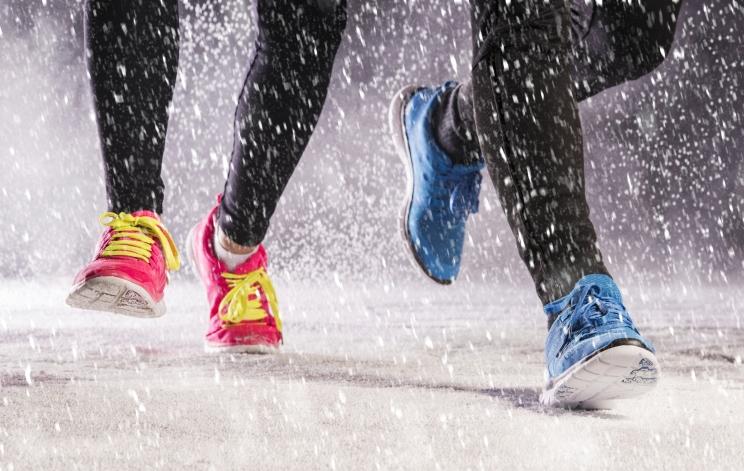 Consejos para correr en invierno