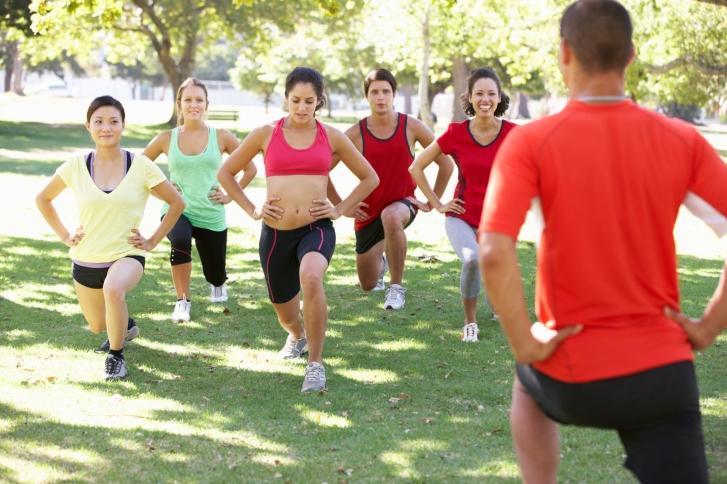 lunge-zancada-ejercicios eliminar la celulitis
