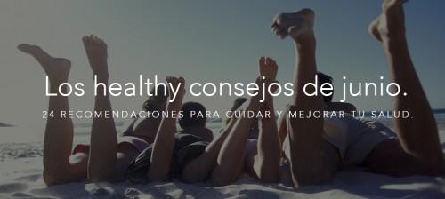 Consejos Saludables del mes - AXA Health Keeper