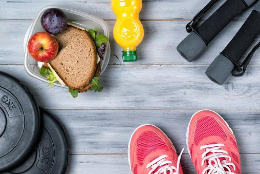 dieta para deportistas