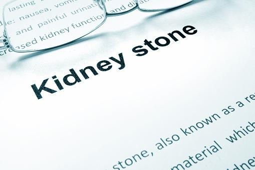 síntomas del cálculo renal