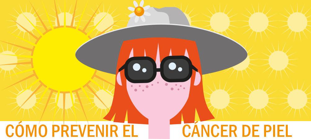 prevenir el cáncer de piel