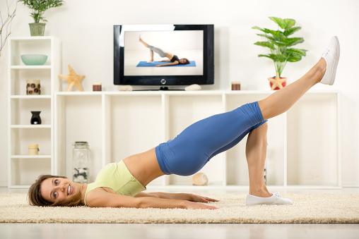 ejercicios de cardio en casa