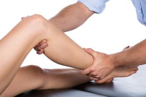 Dolor al flexionar la rodilla parte posterior